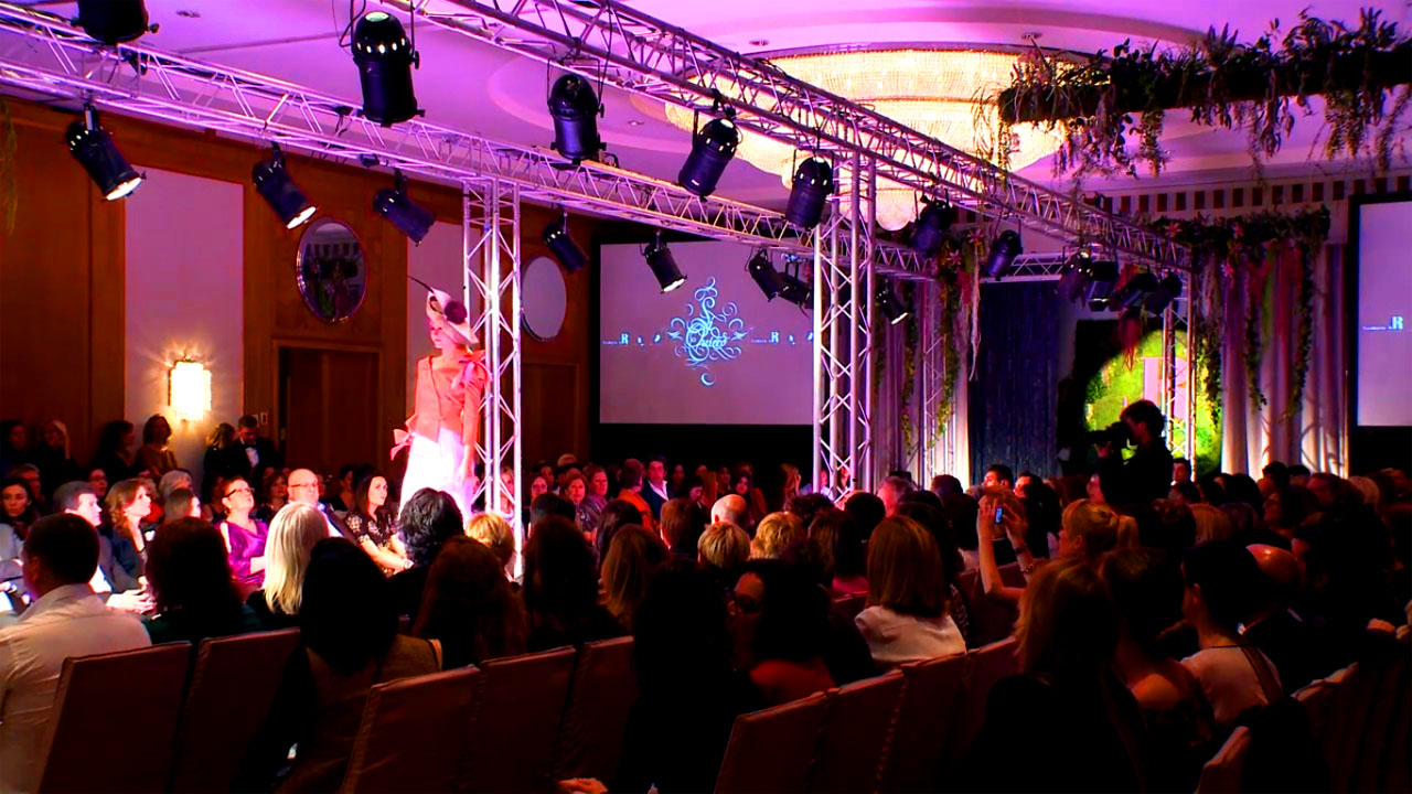 Watch: Fashion show RGB•AV did at the Westin Valencia